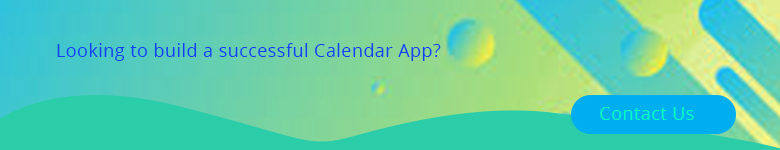custom calendar app