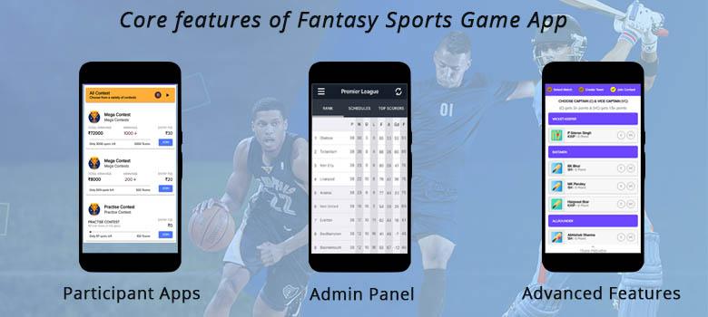 develop fantasy game app