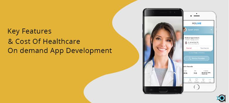 on demand medical care app development