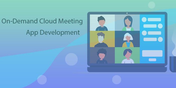 cloud meeting app development